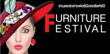 FURNITURE  FESTIVAL  20 - 28 พ.ย. 53 เมืองทองธานี