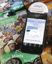 สมาร์ทโฟนจะมาแรงแทนบัตรเครดิต