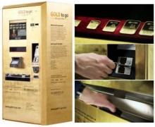 ว้าว!!! ตู้ ATM สำหรับซื้อทองคำแท่ง