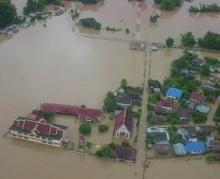 ทำไม ..น้ำจึงท่วมประเทศไทย