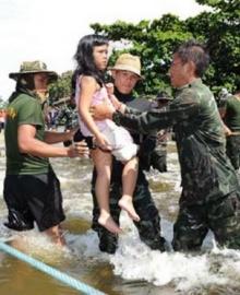 น้ำท่วมห่วงเด็ก วิธีป้องกันภัยจมน้ำ