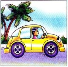 การเลือกสีรถ สำหรับคนเกิดวันต่างๆๆๆๆ