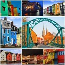 สุดยอด 8 เมืองสีสันคัลเลอร์ฟูลที่สุดในโลก!