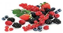 เติมพลังความสดชื่นด้วยแอปเปิ้ลและเบอร์รี่