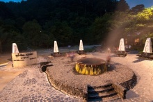 เที่ยวบ่อน้ำร้อน-สวนรุกขชาติรักษะวาริน (ระนอง)