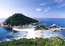 เกาะเต่า เกาะสวรรค์กลางทะเลอ่าวไทย