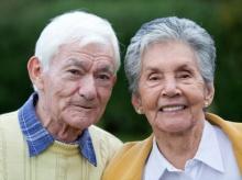 อยู่อย่างผู้สูงอายุ ที่มีความสุข