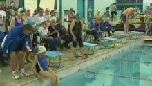 4 คุณยายว่ายน้ำทำสถิติอายุมากที่สุดในโลก