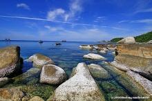 อ่าวหินวง เกาะเต่า