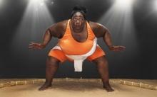 นักกีฬาหญิงหนักที่สุดในโลก