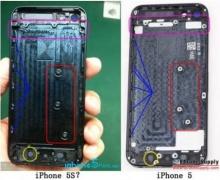 จริงหรือมั่ว…ชัวร์หรือไม่ ?! ภาพหลุดชิ้นส่วนแรกของ iPhone 5S ว่อนเน็ต