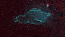 สุดตระการตา จักรวาลเนรมิตเนบิวล่าคล้ายตัวพะยูน อายุกว่า 10,000 ปี