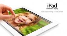 เปิดตัว iPad 4 ความจุ 128 GB  วันที่ 5 กุมภาพันธ์นี้