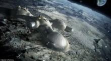 อังกฤษเตรียมสร้างอิฐบล็อกด้วยดินจากดวงจันทร์