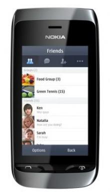 LINE เตรียมออกแอพสำหรับ Nokia Asha ในเดือนมีนาคมนี้
