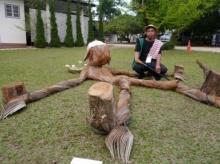 สัปเหร่อเจ๋ง!โชว์งานศิลป์เมืองลุงแซม