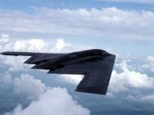 สหรัฐส่งเครื่องบินล่องหน บี -2 บินเหนือน่านฟ้าเกาหลีใต้