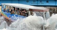 ทัวร์เปียกน้ำโตเกียว Tokyo Splash Tour