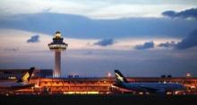 ชางงีสิงคโปร์สนามบินดีที่สุดในโลกปี 2556