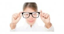 สายตาเอียงแฝงอยู่คราบผู้มีปัญหาสายตา