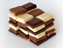 ประเภทและชนิดของช็อกโกแลต