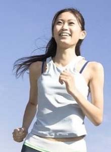 วิ่งแทบตาย .... น้ำหนักไม่แต่หน้าอกลดแทน