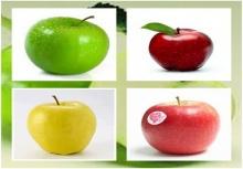 แอปเปิ้ลต่างสี ประโยชน์ดีๆ ต่างกัน