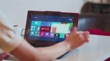 Lumia 2520 ส่งโฆษณาเย้ย iPad