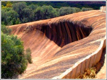 Hyden Wave Rock คลื่นหินยักษ์ แห่งเวสเทิร์นออสเตรเลีย
