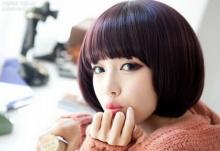 ทรงผมสั้น 10 แบบ สไตล์เกาหลี เซ็กซี่ น่ารัก