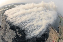 ไฟไหม้บ่อขยะ เกิดสารพิษอะไรได้บ้าง