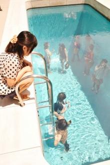 สระว่ายน้ำที่ทำให้ การหายใจใต้น้ำ เป็นไปได้!