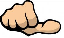 เจ๋ง! นิ้วโป้งเทียม ช่วยกดหน้าจอมือถือ