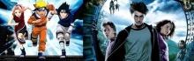 9 อย่างที่ นารูโตะ และ แฮรี่พอตเตอร์ มีเหมือนกันของ!!