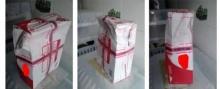 อีกแล้ว!! ไปรษณีย์ไทย ส่งของแบบมี ประกัน กล่อง บุบยับ