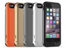 iStand 6 เป็นได้ทั้งเคส ที่วางและชาร์จในตัวเสร็จสรรพสำหรับ iPhone 6