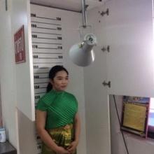 อึ้ง ! สาวแปลกใส่ชุดไทย ไปถ่ายบัตรประชาชน