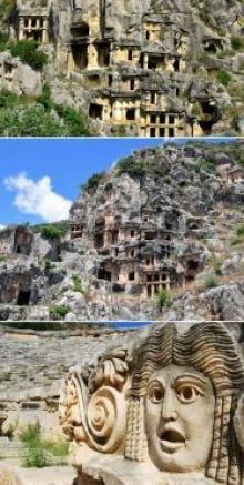 มีอยู่จริง!!  10 สถานที่ท่องเที่ยวสุดลึกลับจากทั่วโลก #1
