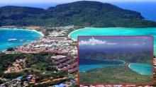 เกาะพีพี เทียบอดีต-ปัจจุบัน หวั่นพัฒนาแบบไม่มีการควบคุม