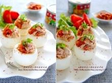 อร่อยง่ายๆกับ ถ้วยไข่กิมจิทูน่า