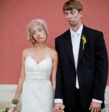 โครตเกรียนอ่ะ ภาพถ่ายงานแต่งงาน ทำไปได้นะ