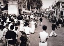 ไฉไลอย่างไทย! ภาพประวัติศาสตร์ เทศกาลสงกรานต์ เมื่อครั้งอดีต แตกต่างจากวันนี้ขนาดไหน?