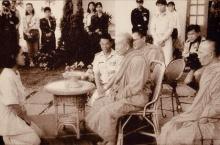 'ทำไมหลวงพ่อไม่พูดกับหนูล่ะคะ'  เรื่องราวสุดประทับใจ ระหว่างหลวงพ่อคูณและพระเทพฯ ขณะเสด็จเยือนวัดบ้านไร่ ในอดีต