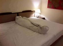 เมื่อเดินเข้าห้องพักที่โรงแรมแล้วคุณเจอแบบนี้ จะทำอย่างไร ? ขอความเห็นหน่อยครับ?