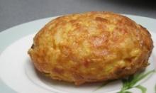 Wow..สูตรวิธีทำ ไข่เจียวซาลาเปา อร่อยฟินกันสุดๆ!!