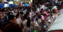 ภาพสะท้อนชีวิต การเดินทาง ของชาวเมืองในกรุงเทพ (ไม่ได้สุขสบายเหมือนในฝัน)