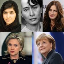 สวย เก่ง แกร่ง!! 10 ผู้นำหญิง ที่ทรงอิทธิพลต่อสังคมโลก!!