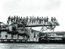 เคยเห็นรึยัง ปืนที่ใหญ่ที่สุดในโลก อาวุธสุดโหดจากกลุ่มนาซี
