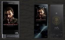 Sony เผยโฉม Walkman รุ่นลิมิเต็ด Metal Gear Solid V สุดเท่