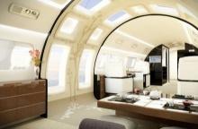 เริ่ดหรู อลังเวอร์!! ส่องห้องโดยสารเครื่องบินราคา 1,700 ล้าน